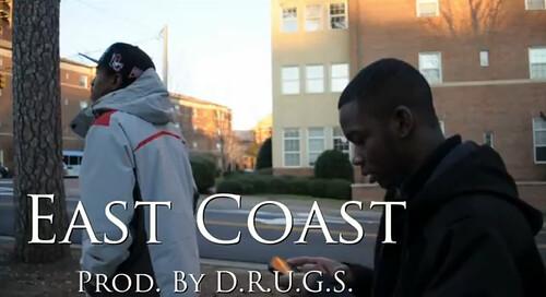 "Azon Blaze Ft. JSWISS - ""East Coast"" (Video)"