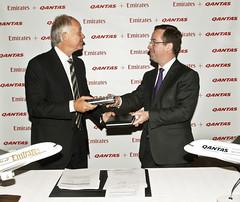 Emirates-Qantas