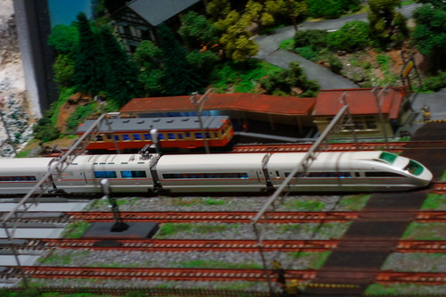 Yokohama railway model festa