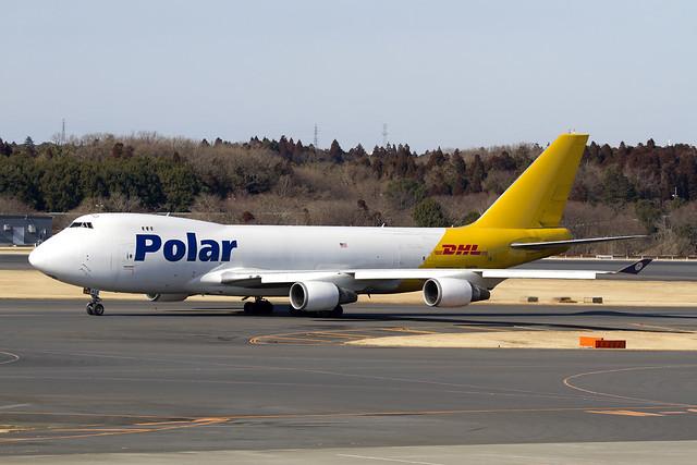 Polar B747-400