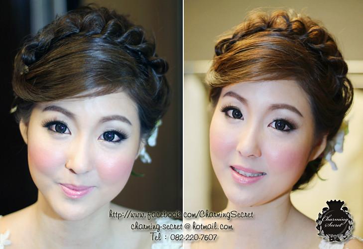 แต่งหน้าเจ้าสาวคุณจิน_CharmingSecret2