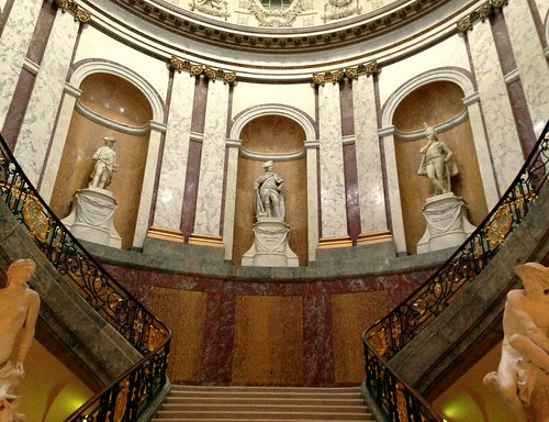 Inside the Bode Museum