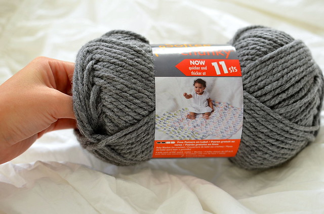 4a4c9eed1f4 DIY  How to use a Knitting Loom to make an Infinity Scarf