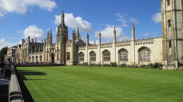 King's College, Cambridge, Canon IXUS 135