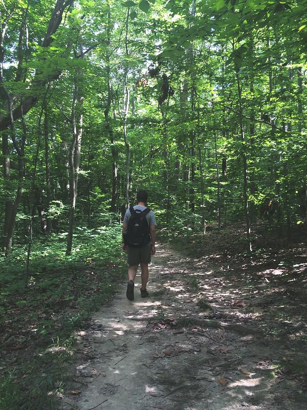 Buckeye Trail CVNP
