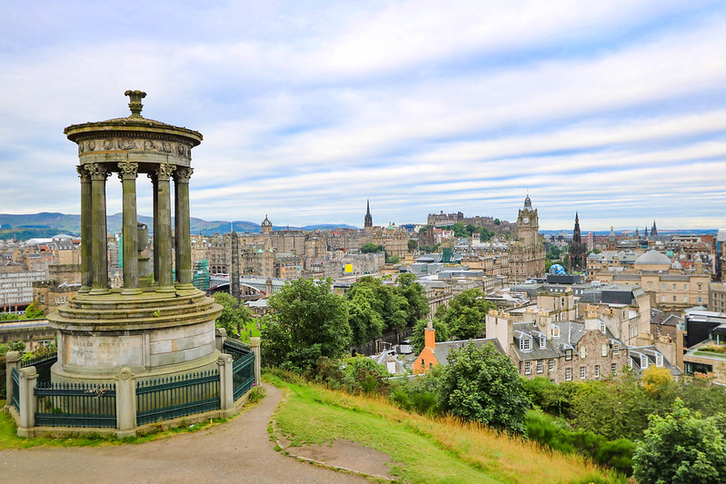 A 2 Day Edinburgh Itinerary Scotland S Spooky Capital