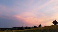 Sunset in Bourgogne - Photo of Beaulieu