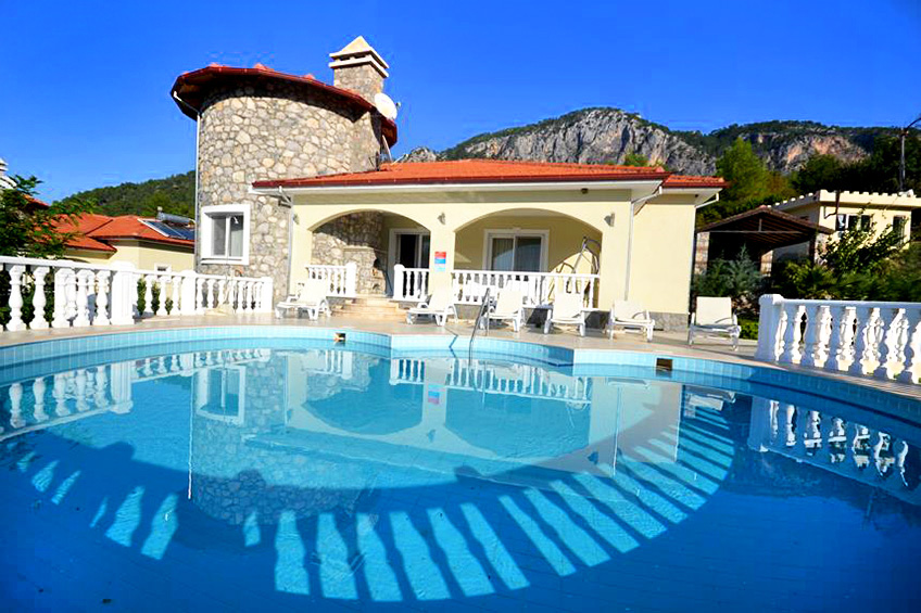 yazlık villa , kiralık villa