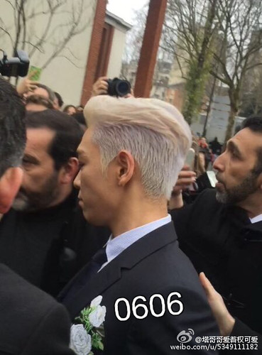 TOP - Dior Homme Fashion Show - 23jan2016 - 5349111182 - 02