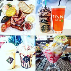 🍴 This week's yummy nommy food days with sis @wzl_jj 🍴