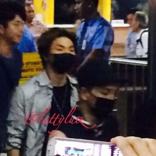 BIGBANG Arrival Jakarta from Manila 2015-08-01 (25)