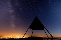Pyramid of the Mt-Tendre, Switzerland