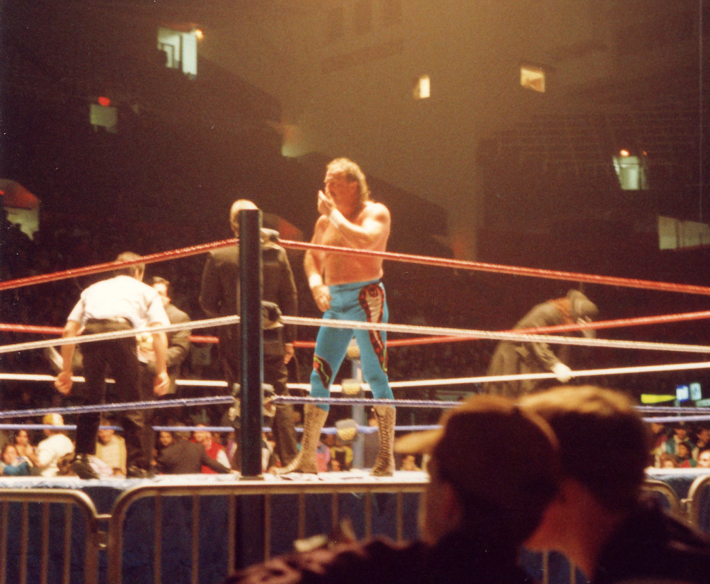 1991 12 26 Wwf Wrestling Maple Leaf Gardens 08 Jake The Sn Flickr
