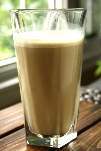 Coffee Soda Float