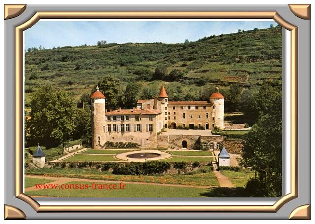 Château de la Batisse CHANONAT -70-150
