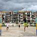 A socialist  housing project, Phnom Penh, Cambodia by www.igorbilicphotography.com
