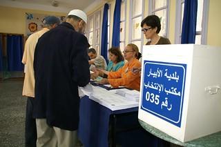 Islamists may boycott Algeria local poll   الإسلاميون قد يقاطعون الانتخابات المحلية الجزائرية   Les islamistes pourraient boycotter les élections locales en Algérie