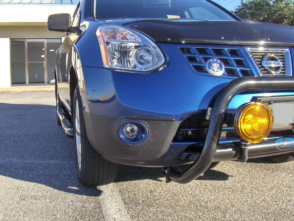 I Upgraded My Fake Foglights Nissan Forum Nissan Forums