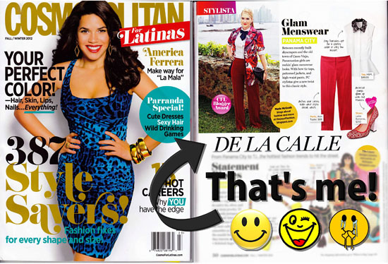 Cosmopolitan for Latinas Feature