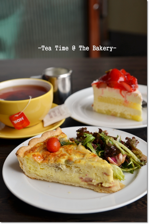 Tea Time @ The Bakery