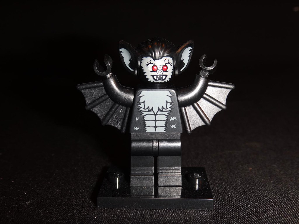 LEGO Manbat minifig series 8