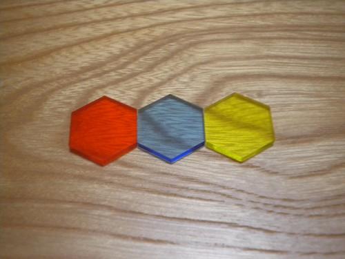 六角形チップ