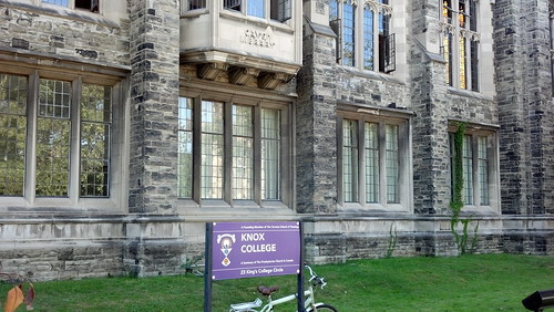 Knox College, University of Toronto