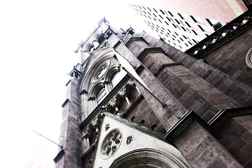 St John the Baptist, Manhattan