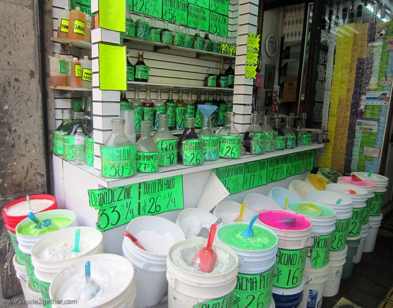 Shampoo, Soap market, Guadalajara