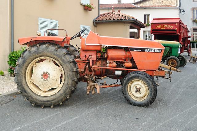 tracteur renault 56 r7251 france 1972 moteur d 325 3 flickr photo sharing. Black Bedroom Furniture Sets. Home Design Ideas