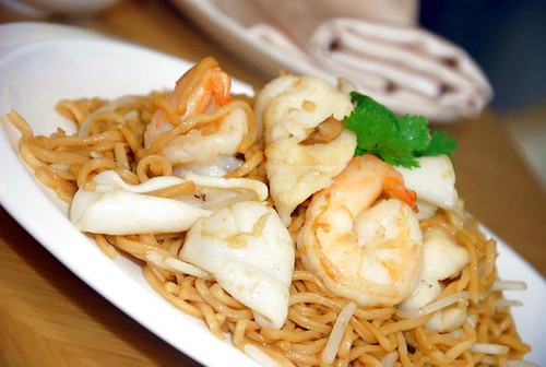 Di Wei Seafood Noodle