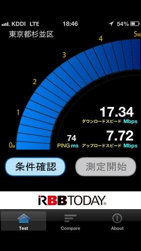 明大前LTE1
