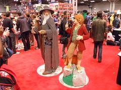 LEGO Booth Statue Hobbit