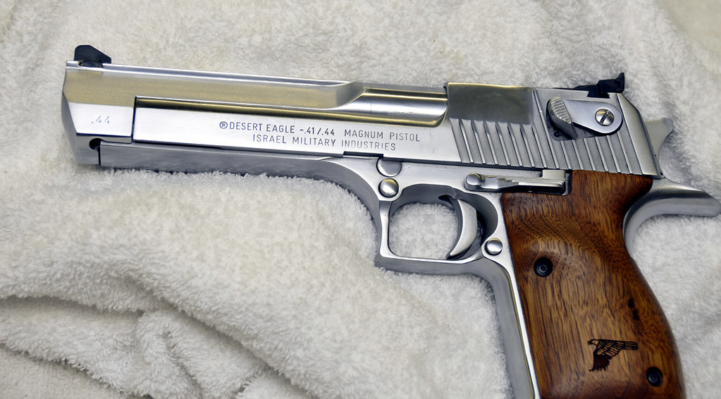 Desert Eagle Suppressor - Bing images