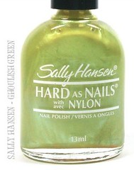 Sally Hansen Ghoulish Green
