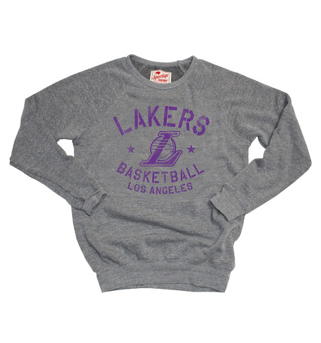 LA Lakers Butler Sweatshirt By Sportiqe