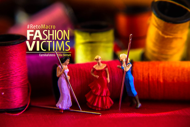 #RetoMacro - Fashion Victims