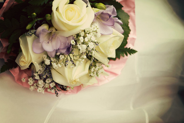 bride bouquet, wedding