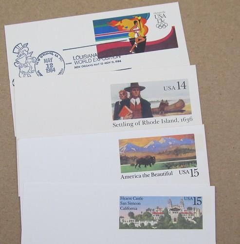 USPS Postal Cards
