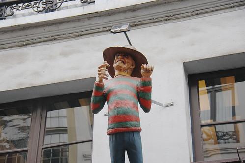 Hanging Freddy