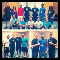 @tptherapy #u6 course delivered in #beirut with @quinty24 #rolledout #workdone