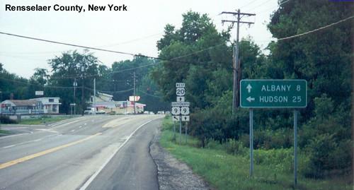 Rensselaer County NY
