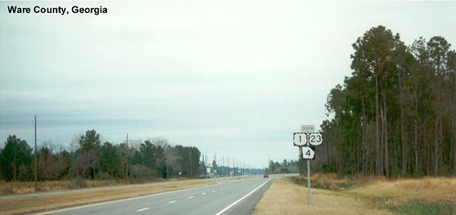 Ware County GA