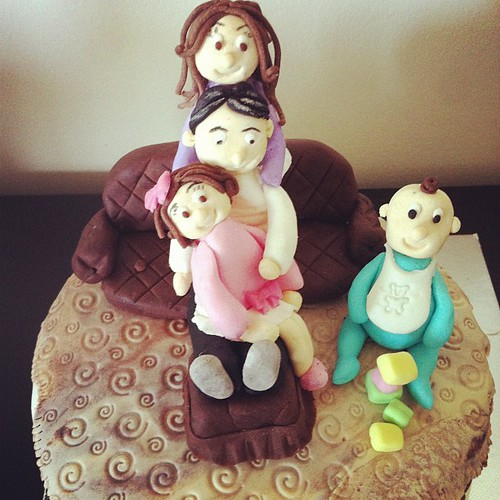 #grandpabirthdaycake #dedevetorunlari by l'atelier de ronitte
