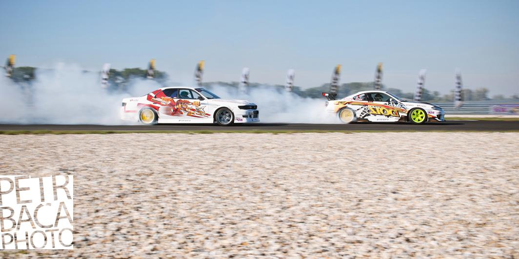 KOED, Slovakiaring, King of Europe Drift, Daigo Saito, Toyota Chaser, Tetsuya Hibino, Nissan Silvia