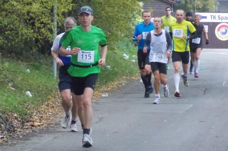 Padesátý maraton ve Stromovce ovládli Dražan a Kriegelová