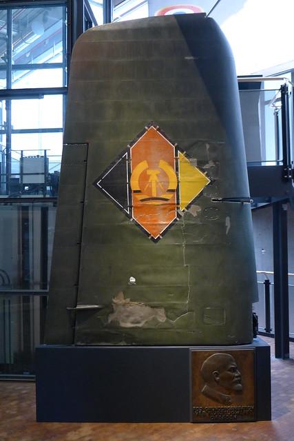 Seitenruder Iljuschin Il-14 P
