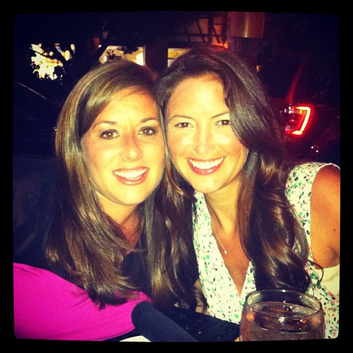 Love my girl!  So glad we are reunited. @ameduri