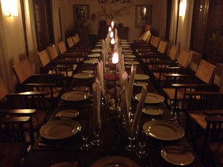 plantation lodge dining room