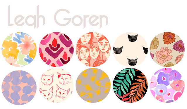 Leah Goren Patterns